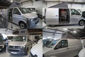 1. VW Transporter T5 2010 84.000km zilver 4x