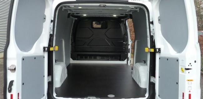 ford custom PVS grijs achter 2