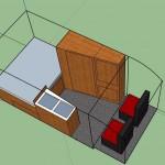 3D tekening RV boven