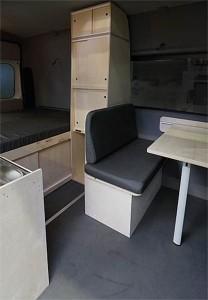 Basis inbouw 3095 - 2