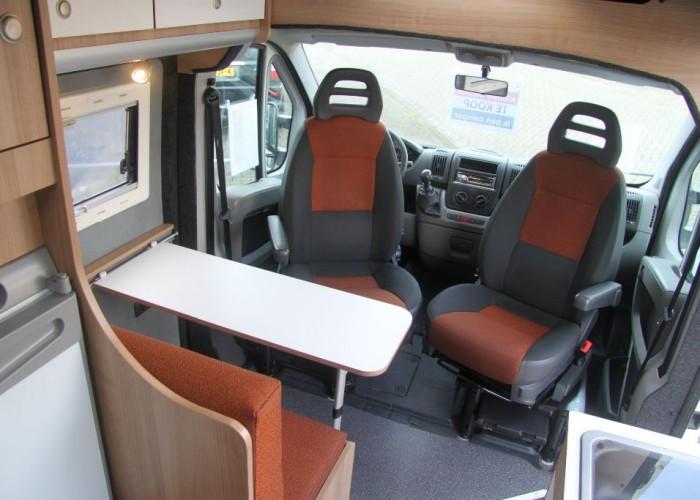 Fiat ducato buscamper mh2 inbouw 2016 for Auto interieur reinigen zelf