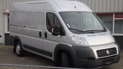 fiat ducato l2h2 6800km zilver 2014 verkocht. Black Bedroom Furniture Sets. Home Design Ideas