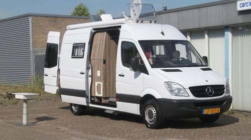 Mercedes Benz Rv >> Mercedes Sprinter L2H2 word 3 persoons camper (afgeleverd)