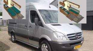 MB311 TRavel-Van M600 LBT Living