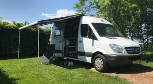 Sprinter CBN 09 LBT Living luifel 2