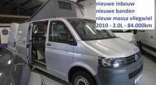 VW T5 camper prijs tekst 21995 tekst extra