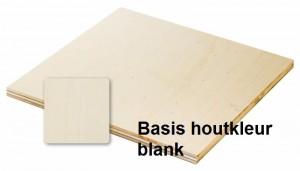 reimo basis paneel houtkleur tekst